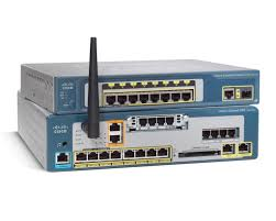 Cisco UC520-8U-4FXO-K9 WIRELESS ROUTER