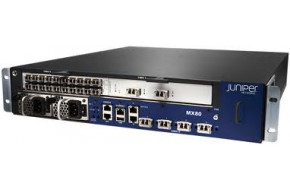 Juniper MX80-AC