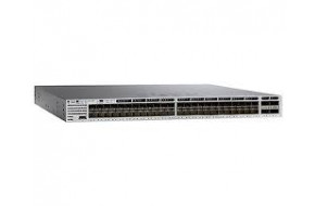 Коммутатор Cisco  WS-C3850-48XS-S