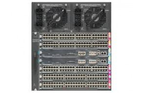 Шасси CISCO WS-C4507R+E