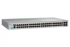 Коммутатор Cisco WS-C2960L-48PS-LL